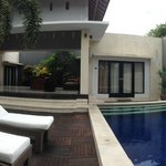 Фотография The Seminyak Suite Private Villa