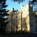 Langley Castle in the November sunshine (2013)