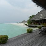 Photo de Gangehi Island Resort
