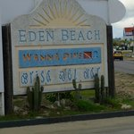 Foto de Eden Beach Resort