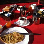 Mandore Guest House Breakfast