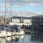 Foto de Premier Inn Plymouth - Sutton Harbour