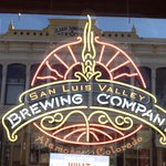 Wonderful restaurant & brewery in downtown Alamosa Colorado