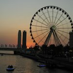 The observation wheel - Eye of the Emirates