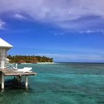 صورة فوتوغرافية لـ ‪Diamonds Thudufushi Beach & Water Villas‬