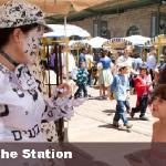 First Station-Activities for kids