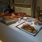 Lovely Austrian breads and pastries