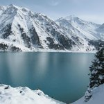 Big Almaty Lake Foto