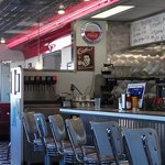 Penny's Diner Counter