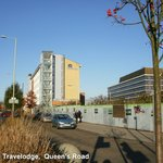 Travelodge Norwich Central resmi
