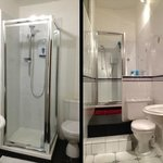 Modern shower rooms