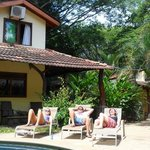 Foto de Tamarindo Backpackers