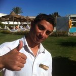 Hassan our pool bar man