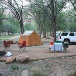 Foto van Watchman Campground
