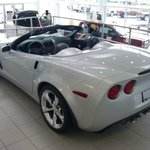 Why I was in Kelowna. I bought this Corvette from Don Folk Chevrolet just a few blocks down the