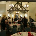 The Credit Valley Room - beautiful location for our party.