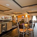 Foto de Holiday Inn Express & Suites Newton