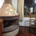 Chimenea de junior suite 29