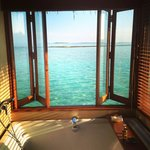 Foto de Sheraton Maldives Full Moon Resort & Spa