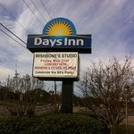 Foto van Days Inn Montgomery Midtown