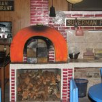 Forno oven -- just what you'd want : )