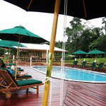 Photo de Nature Resort Kabalebo