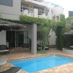 Foto de Bluegum Hill Guesthouse and Apartments