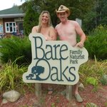 Φωτογραφία: Bare Oaks Family Naturist Park