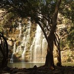 Beatiful waterfalls near Bundi