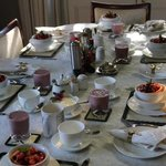 Foto de Forgandenny House Bed and Breakfast