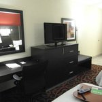 Hampton Inn Houston Baytown resmi