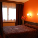Chambre CONFORT Orange Tonic