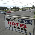 Foto de Michael's Surfside Hotel