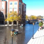 Foto van Residence Inn Indianapolis Downtown on the Canal