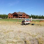 Foto de Cabin Creek Landing Bed & Breakfast