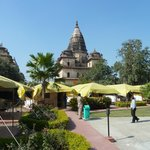 Bild från The Orchha Resort