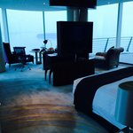 The captain room in Crowne Plaza Suzhou