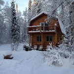 Foto de Riverbend Log Cabins & Cottage Rentals