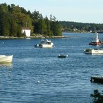 Foto van Quahog Bay Inn in Harpswell, Maine