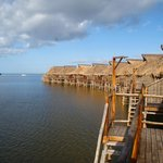 Flamingo Bay Water Lodge resmi