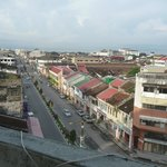 Taiping from 5th floor Panorama Hotel