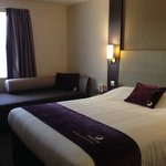 Stirling City Centre Premier Inn Foto