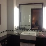 Bathroom - Crowne Plaza