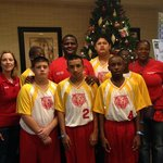 Campbell Drive Middle School Wildcats at Hampton Inn, Clermont