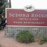 Sedona Rouge Hotel and Spa resmi