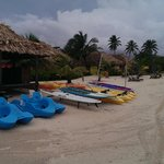 Foto Matachica Beach Resort