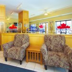 Foto de Best Canadian Motor Inn