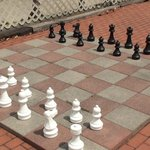 Life Size Chess