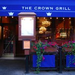 Exterior Photo of The Crown Grill