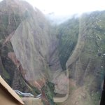 My best photo of the Na Pali coast - Safari disappoints